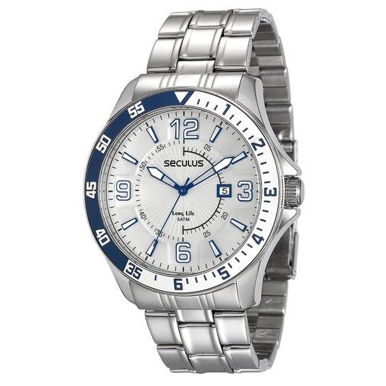 d73cf507b9e Relógio Seculus Long Life - Compre Agora