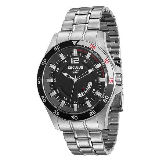 bea528542 Relógio Seculus Analógico 28804G0SVNA1 Masculino - Compre Agora ...