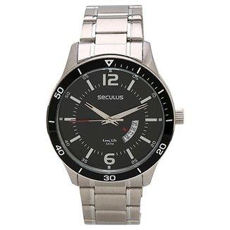 Relógio Seculus Analógico Masculino 20432G0SVNA1 32c5afbff59