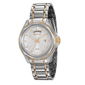 1ffe9ed0745 Relógio Seculus Analógico Classic 20459GPSVBA2 Masculino