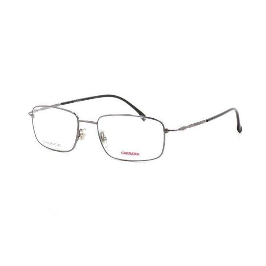 Armação De Óculos De Grau Carrera 146 V T 55 C Kj1 Metal Masculino . 1c3660ac2f