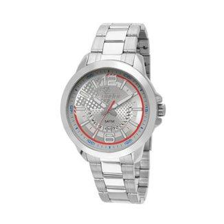 1241799cf Relógio Condor Masculino Speed CO2115XI/3K - Prata CO2115XI/3K