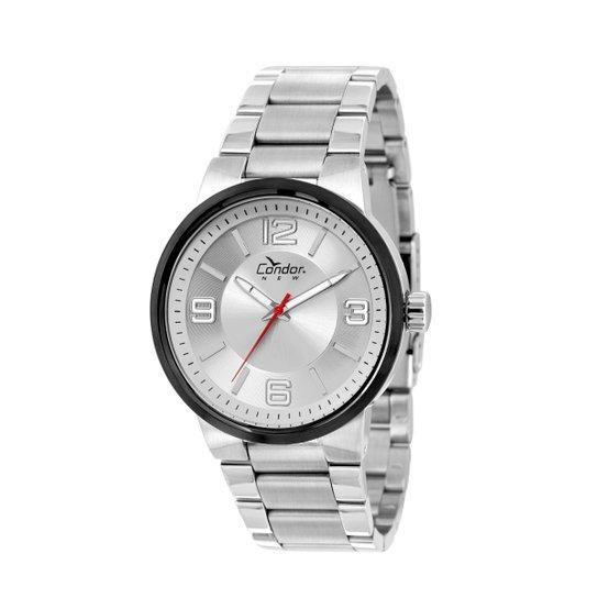 41e1518d4 Relógio Condor Masculino Analógico CO2035KKS/1B CO2035KKS/1B - Prata