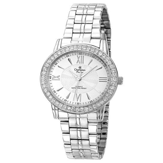78a5c59bd0d Relógio Champion Analógico CH24722Q Feminino - Compre Agora