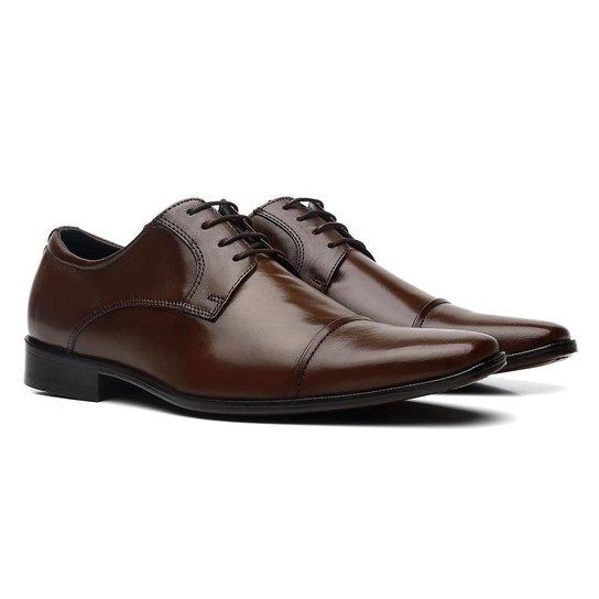 407fd75251 Sapato Social Fino Polo Rio Italy - Compre Agora