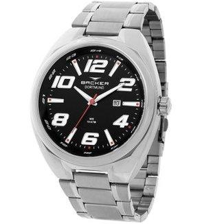 9413033be13 Relógio Masculino Backer Analógico 6491253M