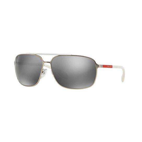 316a9efd5 Óculos de Sol Prada Linea Rossa PS 54OS - Compre Agora | Zattini