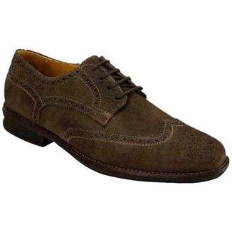 c6b3541d2 Sapato Casual Derby Sandro Moscoloni Carter Masculino