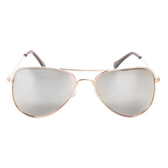 9d28141caa177 Óculos de Sol Redondo King One - Compre Agora   Zattini