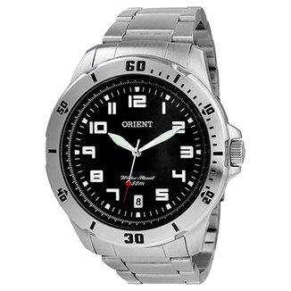 3104ed11dff Relógio Orient Analógico MBSS1155-P2SX Masculino
