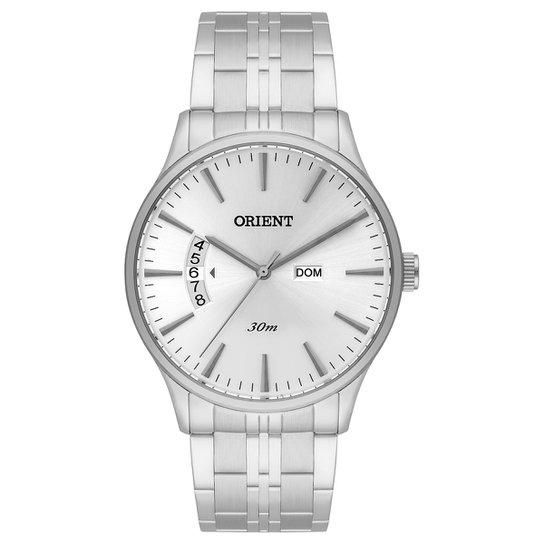 0a45b2e07 Relógio Orient Analógico MBSS2020-S1SX Masculino | Zattini