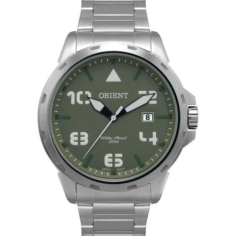 da28ba23f8d Relógio Masculino Orient Analógico Mbss1195a E2sx