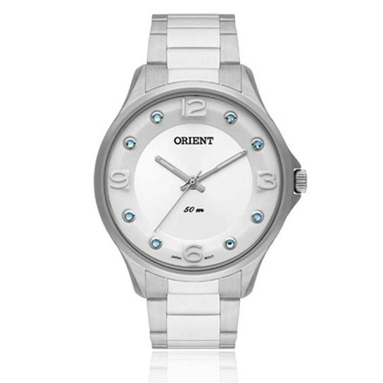 6dcc7ce3cde Relógio Feminino Orient Analógico Fbss0054sasx - Compre Agora