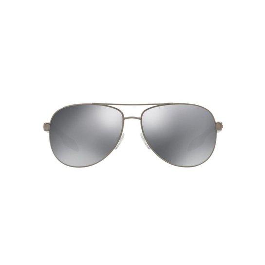 Óculos de Sol Prada Linea Rossa Piloto PS 53PS Benbow Masculino - Prata 6c3a30fd1b