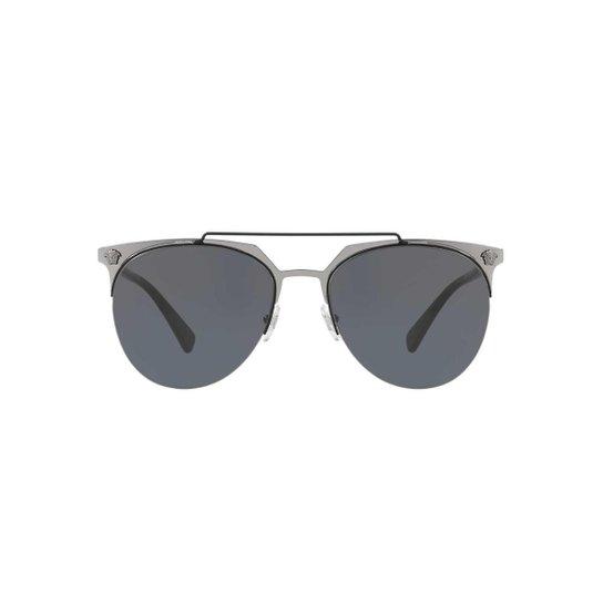 Óculos de Sol Versace Piloto VE2181 Masculino - Compre Agora   Zattini a520fbc118