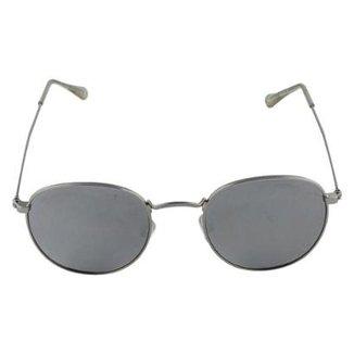 cfc9b7f4b Óculos de Sol Khatto Round Moon Masculino