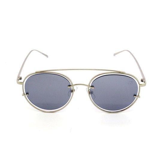 Óculos de Sol Khatto Round Estilo - Compre Agora   Zattini be20f5bf05