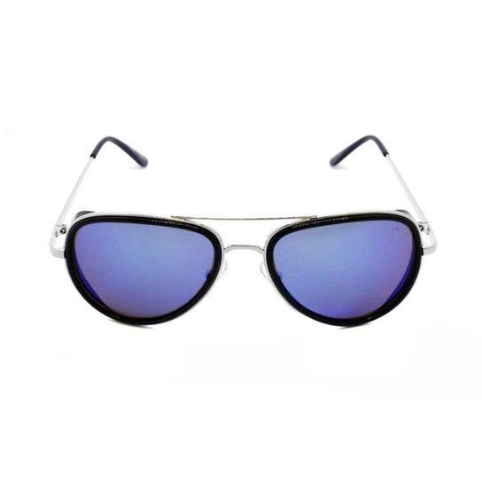 Óculos de Sol Khatto Aviador Retrô - Compre Agora   Zattini 9fda5c424e