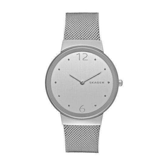 b8efa35e5961d Relógio Skagen Freja - SKW2380 1KN SKW2380 1KN - Prata - Compre ...