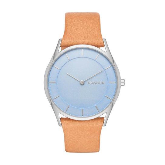 d00436dd3fc Relógio Skagen Feminino Holst - SKW2451 0AN SKW2451 0AN - Prata ...
