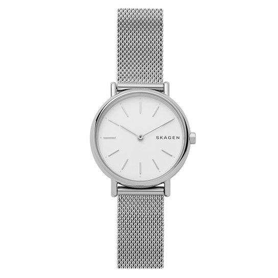 Relógio Skagen Feminino Ladies Signatur - SKW2692 1KN SKW2692 1KN - Prata a30fd70794