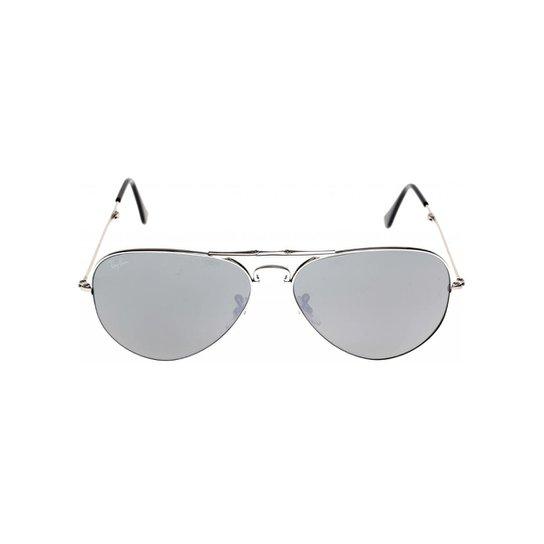Óculos de Sol Ray Ban Aviator Folding - Compre Agora   Zattini 99dba729d6