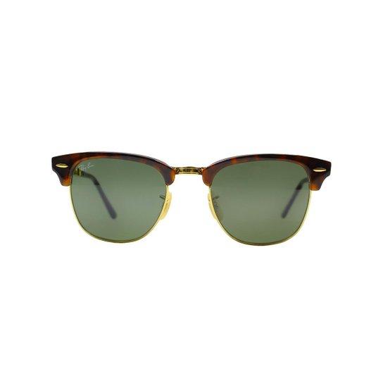 fb3eb6e8b Óculos de Sol Ray Ban Clubmaster Folding - Compre Agora | Zattini