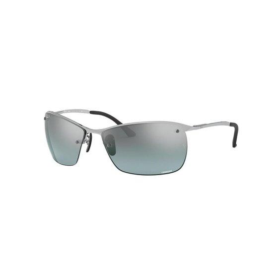 Óculos de Sol Ray-Ban RB3544 Coleção Chromance - Compre Agora   Zattini 2327760352