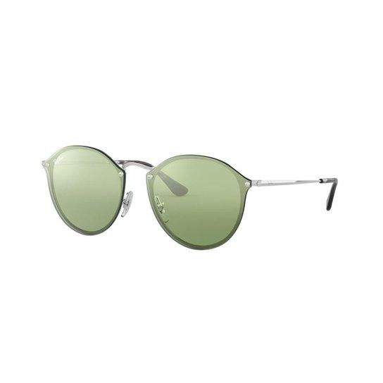 Óculos de Sol Ray-Ban RB3574N - Prata - Compre Agora   Zattini f73140ba24