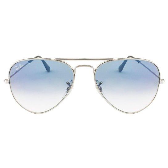 24f156f20b7d0 Óculos de Sol Ray-Ban Aviator RB3025 - 003-3F 55 - Compre Agora ...