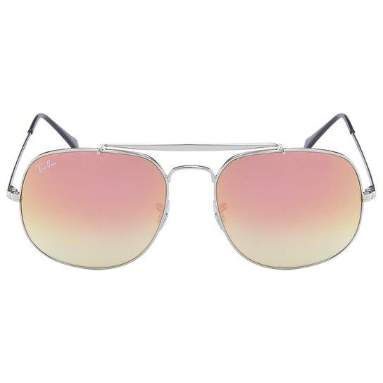 Óculos de Sol Ray-Ban The General RB3561 - Polarizado - 9107-52 57 ... 996a2d73cd