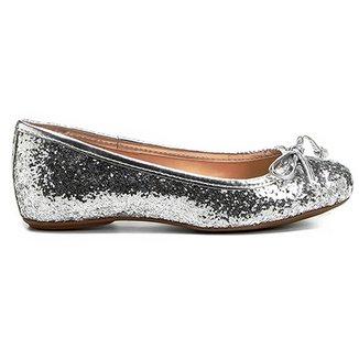 80922736e8 Sapatilha Shoestock Glitter Infantil
