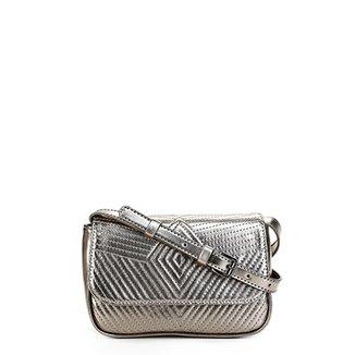 dd637dd1c Bolsa Shoestock Belt Bag Matelassê Feminina
