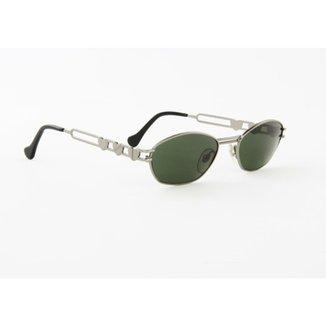 b98a0d0ae9dd0 Óculos de Sol Fiorucci Metal Fosco Lente Feminino