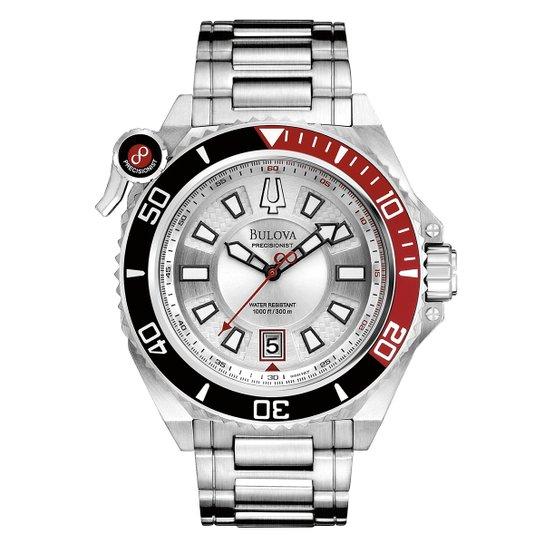 df22681c6b0 Relógio Bulova Precisionist Collection Masculino - Compre Agora ...