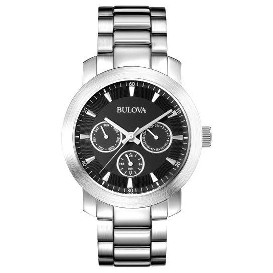 6b878bfdc7b Relógio Bulova Analógico WB31970T Masculino - Compre Agora