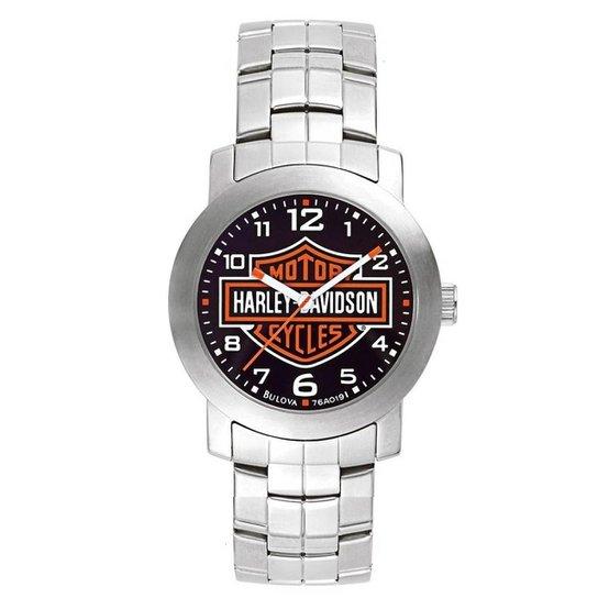 6467a78eb2d Relógio Masculino Bulova Harley Davidson Wh30144t - Compre Agora ...