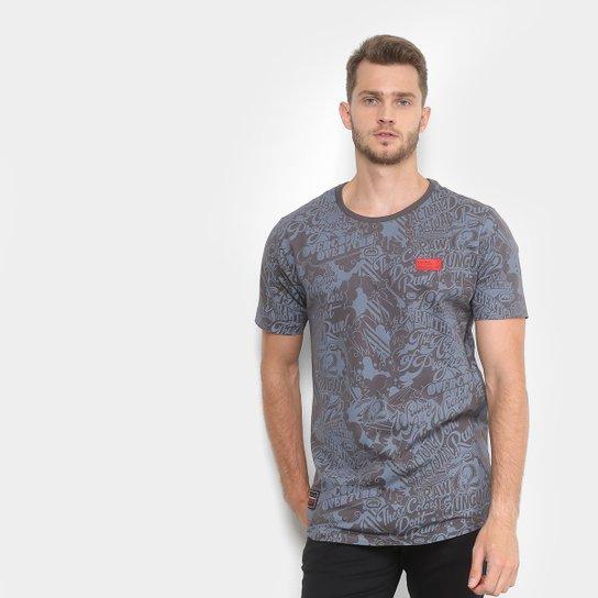 fb20f52e734 Camiseta Ecko Especial Masculina - Grafite - Compre Agora