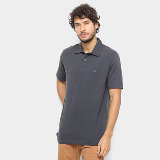 36c41acc75 Camisa Polo Hang Loose Basic Masculina