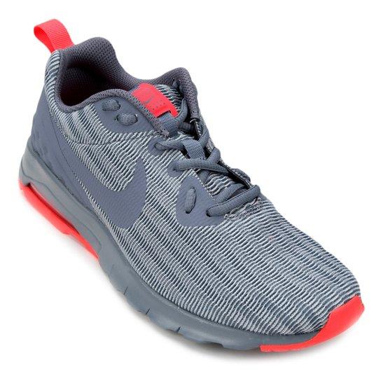 outlet store d3a85 9636f Tênis Nike Air Max Motion Lw Se Feminino - Azul+Vermelho