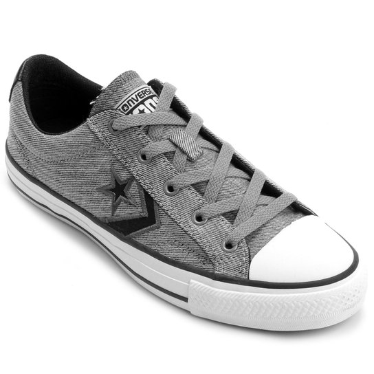 b68379d06d Tênis Converse Star Player Jeans Ev Ox - Compre Agora