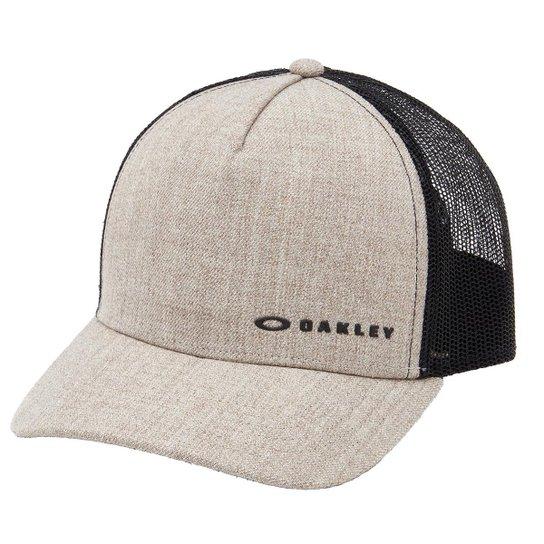 Boné Oakley Chalten Cap - Areia e Bege - Compre Agora  c942cc6542d