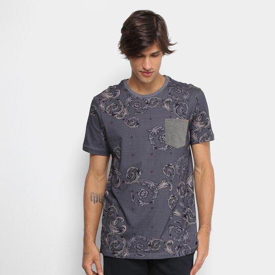 Camiseta Longline MCD Especial Arabesc Masculina - Compre Agora ... 47d9a875ad9