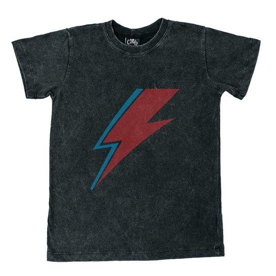 354a6957bafb6 Camiseta Infantil Raio Comfy Masculino - Grafite - Compre Agora ...