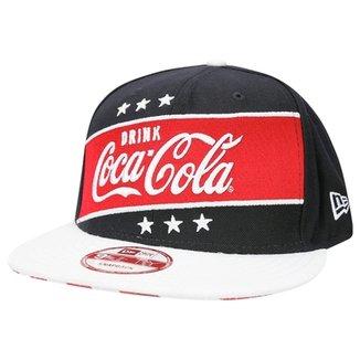 Boné New Era 950 Coca-Cola Stars d4d901f34e9