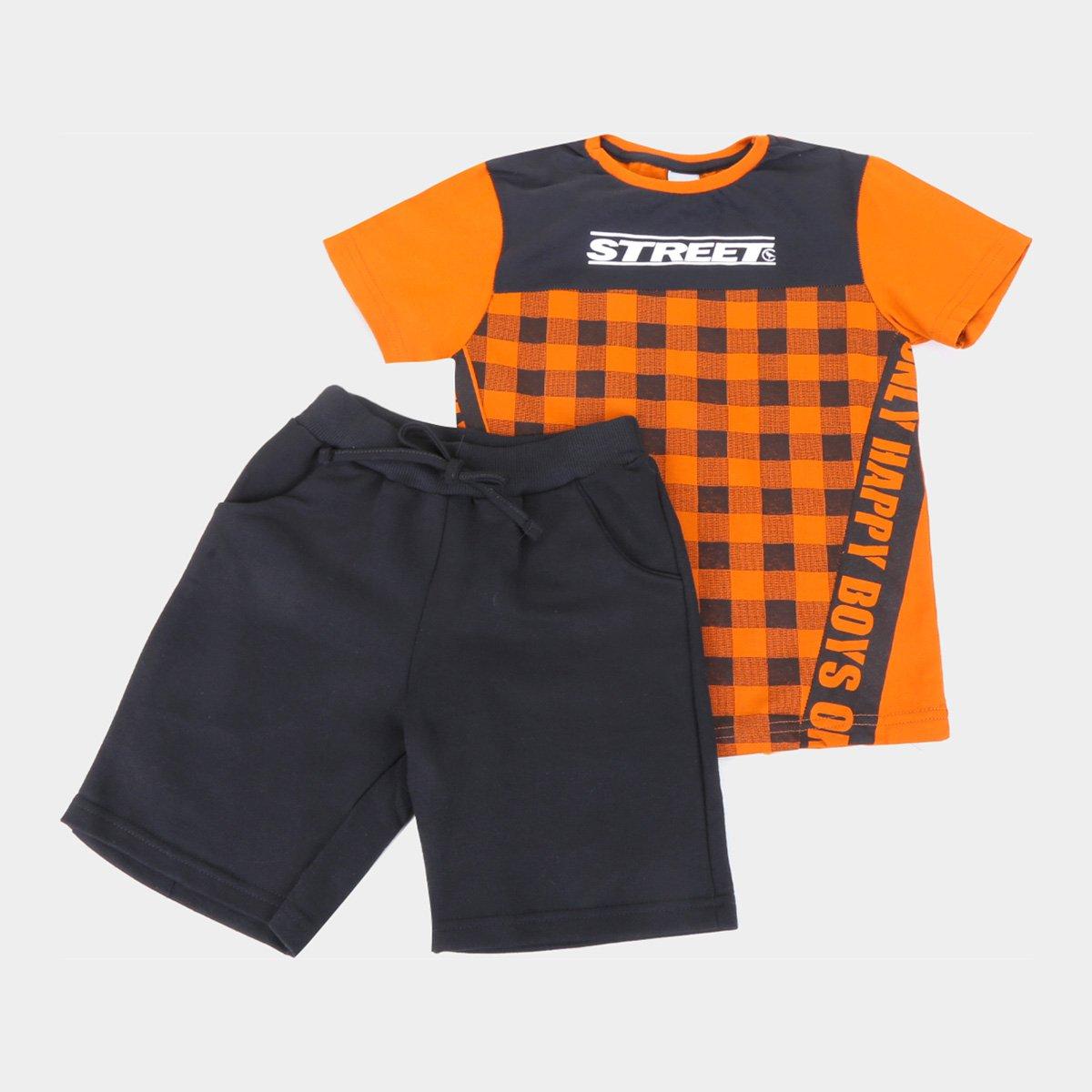 Conjunto Infantil Costão Street Masculino