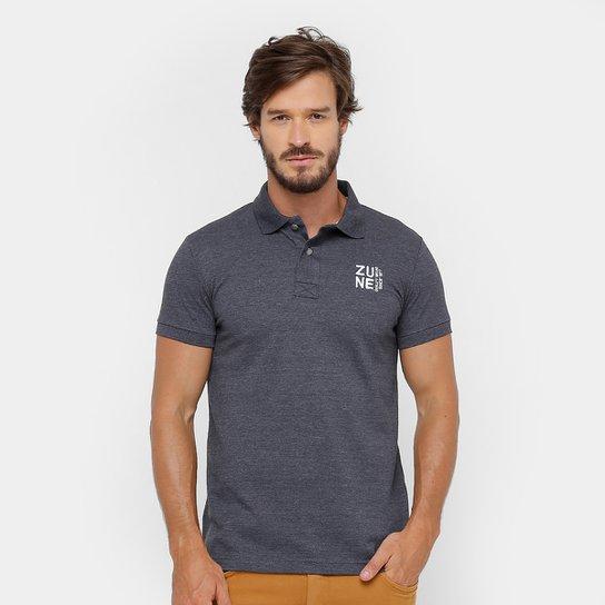9ee386857f7 Camisa Polo Zune Piquet Bordado Masculina - Compre Agora  Zattini ... 1ff074144baa2