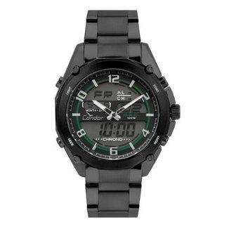 2db9c64065a Relógio Condor Masculino Anadigi - COY121E6AB 4P COY121E6AB 4P
