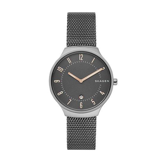 4a4cb507406 Relógio Skagen Masculino Grenen - SKW6460 1CN SKW6460 1CN - Grafite ...