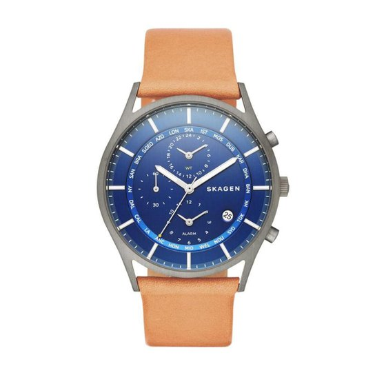 2f9bb11c0e1 Relógio Skagen Masculino Holst SKW6285 0AN SKW6285 0AN - Grafite ...